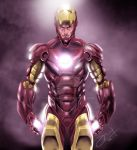 ironman by dikmolan
