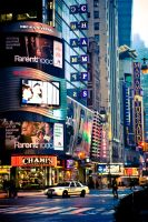Times Square by Keylove