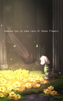 Undertale by Galecoroco