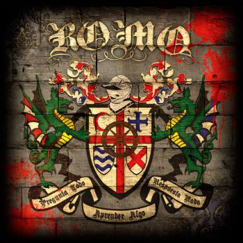 ROMO Coat of Arms by crackaboo