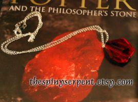 The Philosopher's Stone by kittykat01