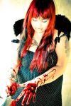 the innocent love of the kill by Kitten-666