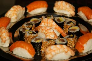 Home Made Sushis IV by Oaken-shield