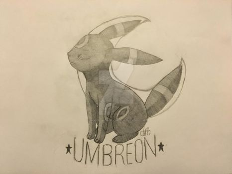 Umbreon by PastelBunny0133