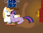 :RQ: Just Sittin' By The Fire by ZakSaturday2468
