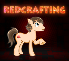 My little Sim Redcrafting is magic by viktori-Dv