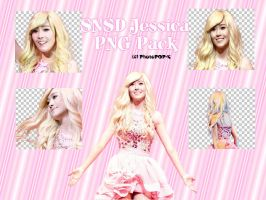 SNSD Jessica PNG Pack by PhotoPOP-K