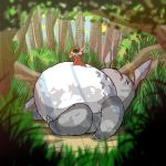 My Neighbor Totoro by antzvu