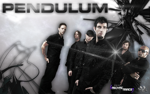 Pendulum Wallpaper by fueledbychemicals
