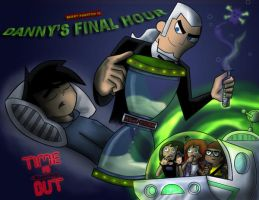 Danny Final Hour - Title Card by DannyPhantomAddict