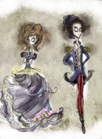 More Thenardier Madness by Mrs-Lovett-da-Pirate