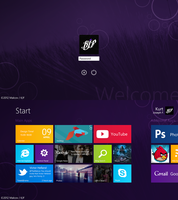 Windows 8 Metro Mockup/Recreation by Malcov KJF by Malcov