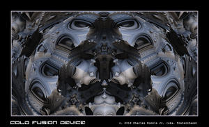 cold fusion device by fraterchaos