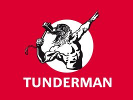 Tunderman Logo by MartinSilvertant