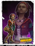Tales from the Borderlands - Sasha by DatKofGuy