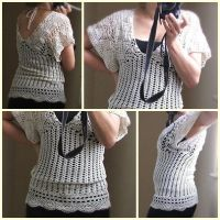 Crochet Tunic by jezzabell13