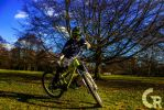 NINJA! on Bike by GrealityMedia