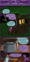 Rocket to Insanity: Nightmarish Dissatisfaction 1 by seventozen