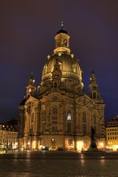 Frauenkirche by Stegie