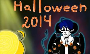 halloween 2014 by fridaangeles