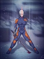 Gray Fox by Oni-desu