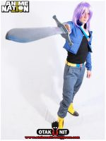 Mirai Trunks Cosplay by lordproject