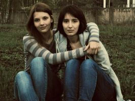 I and my sister by Anime1islife
