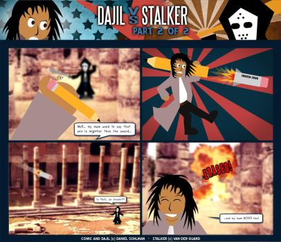 WIFL Faceoff: Dajil vs. Stalker part 2 by Danlei