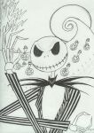 Jack Skellington by KaitouKat