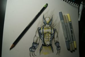 Wolverine 2 by Draw4fun2