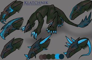 Klatchnic TF Concept Art by PrincessDindella