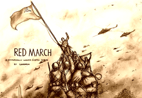 HWS Choir of Liberty - The Red March by Gambargin