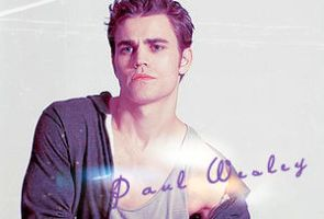 Paul Wesley by Secret-And-Whisper
