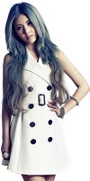 Qri (T-Ara) PNG Render by classicluv