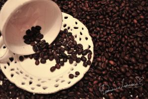 smell the coffee. by africansunn