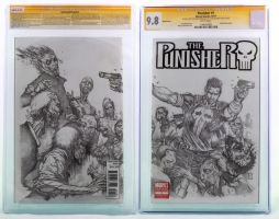 Punisher: Walking Dead CGC by Ace-Continuado