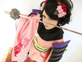 Master of Oboro Style by Zettai-Cosplay