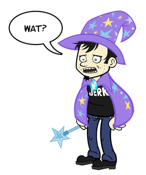 The Great and Powerful Wat by PixelKitties