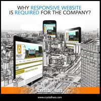 Why responsive website is required by company by solutionspro