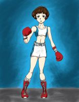 Akane Boxing Commision by The-Art-Neko