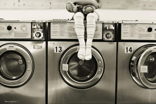 Laundromat by love-in-focus-Photo