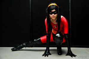 Violet Parr - The Incredibles by LittleRikku91