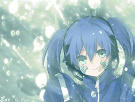 Ene, up close and personal by slashL