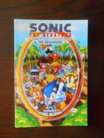 Sonic Archives Volume 0 by BoomSonic514