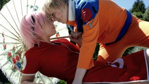 NaruSaku -Together we made it by WiateriaFields