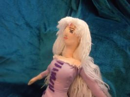 Lady Amalthea Doll by Leah-Sharone
