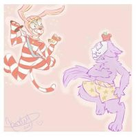 Popee the performer :D by RainbowOasis