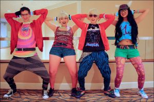 Lmfaostuck by galaxeys
