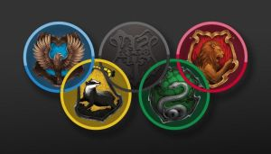 Harry Potter Olympics by addajocl15