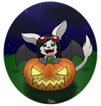 little halloween-bat by Shini-Smurf